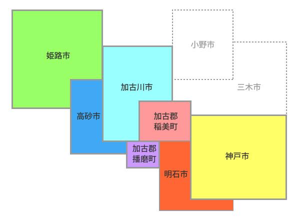 播磨名店MAP